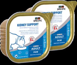 Specific FKW Kidney Support 7 x 100 g. våtfoder till katter