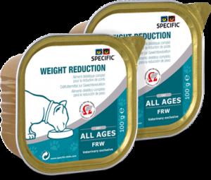 Specific FRW Weight Reduction 100 g våtfoder till katter
