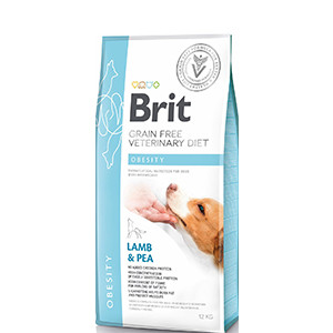 Brit Veterinary Diets Dog Obesity 12kg