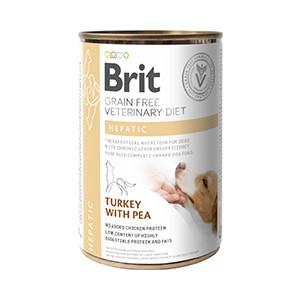 Brit Veterinary Diets Dog Hepatic 400g