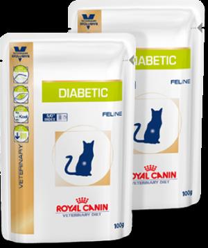 Royal Canin Diabetic katt12 x 100 g