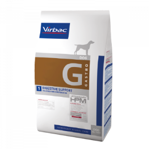 Virbac HPM Dog G1 - Digestive Support