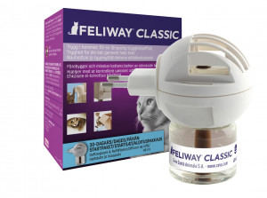 Feliway Classic doftavgivare och refill 1 st. 48 ml