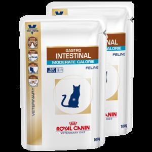 Royal Canin Gastro Intestinal Moderate calorie Feline våtfoder 100 g