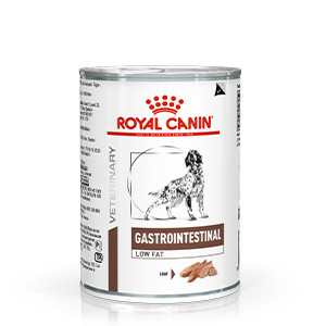 Royal Canin Gastro Intestinal Low Fat à 410 g
