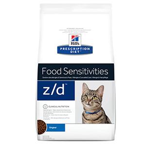 Hills Prescription Diet Feline z/d Kat