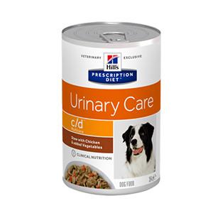 Hills PD Canine c/d Stew Chicken & Vegetables