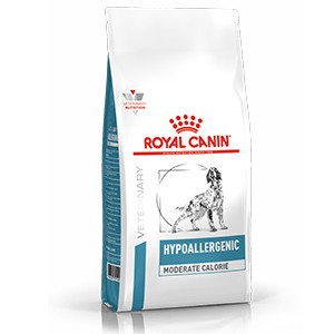 Royal Canin Hypoallergenic moderate calorie HME23 hund