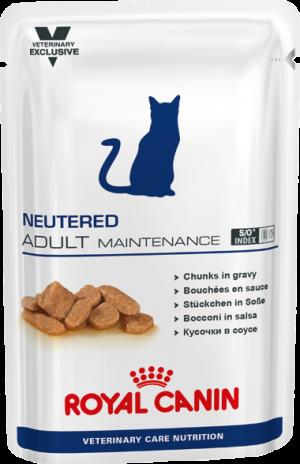Royal Canin Neutered AdultMaintenance Cat våtfoder 12 x 100 g
