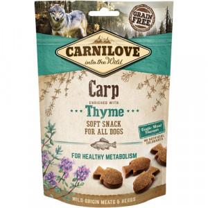Carnilove Dog Semi Moist Snack Carp, 200g