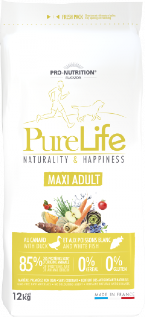 PureLife Maxi Adult, 12kg