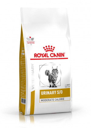 Royal Canin Urinary S/O UMC 34 Moderate Calorie Katt