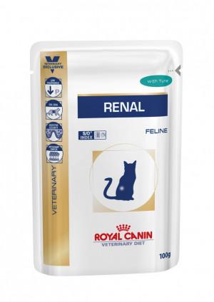 Royal Canin Renal katt Tonfisk à 85 g