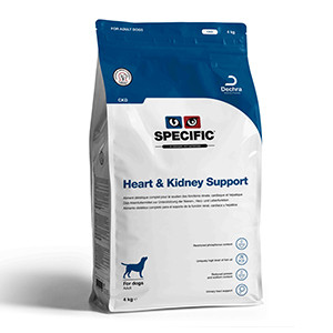 Specific CKD Heart & Kidney Support  4kg
