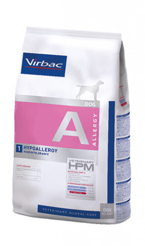 Virbac HPM DOG A1 - Allergy Hypoallergy