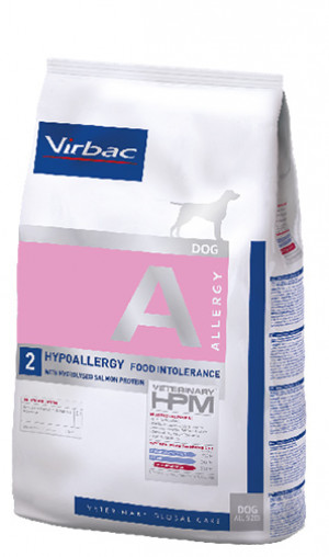 Virbac HPM DOG A2 - Allergy Hypoallergy Salmon